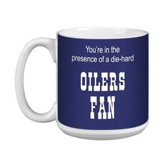 Tree-Free Greetings Oilers Hockey Fan Artful Jumbo Mug, >>> You can find more details by visiting the image link. Coffee Drinks, Coffee Mugs, Gifts For Friends, Are You Happy, Hockey, Image Link, Fan, Make It Yourself, Tableware