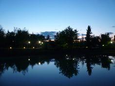Il nostro parco in una serata estiva!!!