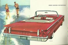 https://flic.kr/p/7MrYiu | Edsel for 1960 | From my collection of auto sales brochures that I have been building since the mid-seventies.