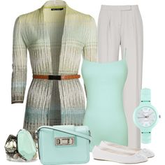 """""""A strange Cardigan"""" by dgia on Polyvore"""