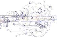 1 | Artist Draws The Blueprints For Music, Space, And Architecture Itself | Co.Design: business + innovation + design