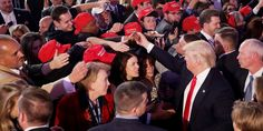Why People Believe Trump's Lies.   Insights about the science—and power—of denial.