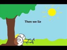 The Beatles - Good Day Sunshine (Animation and Lyrics!).   LOVE this song.....then we lie beneath the shady tree......love that sunshine...