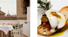 Dit restaurant + B&B serveert vrij traditionele tapas maar dan op een iets andere manier en zo ontzettend lekker! Sommige gerechten uit de keuken van Espacio Eslava hebben (terecht) prijzen gewonnen en alle groenten komen uit eigen tuin. Vanaf het dakterras heb je een fraai uitzicht over Sevilla! Espacio Eslava
