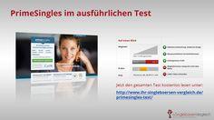 http://www.ihr-singleboersen-vergleich.de/primesingles-test/ PrimeSingles - exklusive Aufmachung und ein modernes Design. Leider bleibt der Support auf der Strecke... mehr im ausführlichen Test
