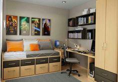 Dekorasi Kamar Tidur Rumah Minimalis Modern Amazing Cool Bedroom Ideas