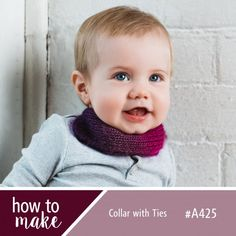A425 Collar With Ties