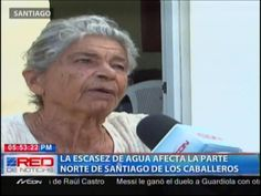 Escasez De Agua Asota A Santiago #Video