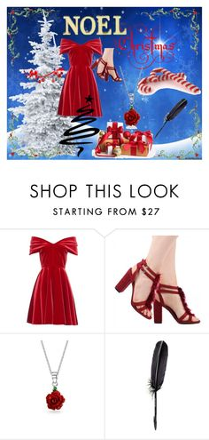"""""""Christmas"""" by founders-reborn-author on Polyvore featuring Emilio De La Morena, Laura Ashley, Bling Jewelry, Maison Margiela, Christmas and fashionset"""