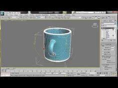 3ds max - Spline modeling tutorial