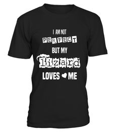 """# My Lizard Loves Me: Funny Gecko Reptile Lover Gifts T-Shirt .  Special Offer, not available in shops      Comes in a variety of styles and colours      Buy yours now before it is too late!      Secured payment via Visa / Mastercard / Amex / PayPal      How to place an order            Choose the model from the drop-down menu      Click on """"Buy it now""""      Choose the size and the quantity      Add your delivery address and bank details      And that's it!      Tags: I am not perfect, but…"""
