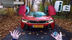 Video: Review of BMW i8 Protonic Red Edition Highlights Differences - http://www.bmwblog.com/2016/12/01/video-review-bmw-i8-protonic-red-edition-highlights-differences/