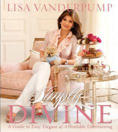 Simply Divine by Lisa Vanderpump