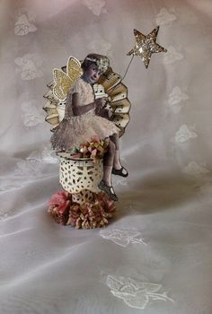 Gift Ornament Fairy Mixed