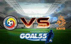 Prediksi Romania Vs Netherlands – Pada Tanggal 15 November 2017 mendatang, akan diselenggarakan pertandingan Friendlies antara Romania Vs Netherlands pada pukul