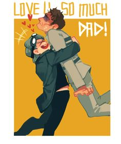 Love you dad! by atacana on deviantART