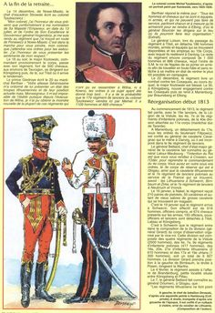 Colonel, Napoleonic Wars, Michel, Warsaw, Portrait, Poland, Empire, Military, Baseball Cards