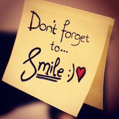 #smile #behappy