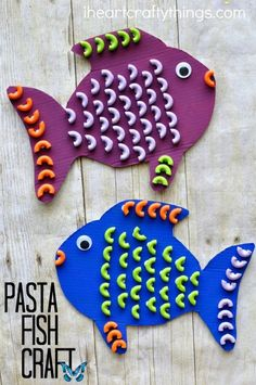 The Most Creative Macaroni Crafts – Allianora's Blog  <br>