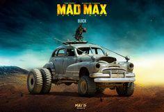 mad max fury road buick