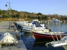 Άγιος Χαράλαμπος Μαρώνειας, Λιμάνι Photo from Maronia in Evros | Greece.com