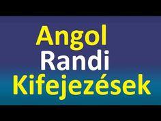 Angol Randi: A Legfontosabb Angol Kifejezések - YouTube Randi, Company Logo, English, Youtube, English Language, Youtubers, Youtube Movies