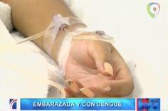 En Estado Estable Menor De 15 Años Embarazada Con Síntomas De Dengue #Video