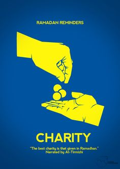 The best charity is that given in Ramadhan.