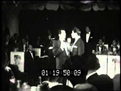 Martin and Lewis FULL SHOW at Copacabana it's not tv but it's with the theme I'm pinning Lewis & Martin