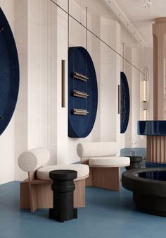 JUNIPER SHOWROOM on Behance