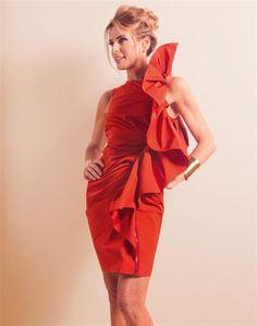 Rosella Della Giovampaola muestra los vestidos de sus diseñadores favoritos - RevistaSusana.com