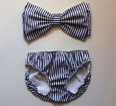 Bow swimming suit...adorable!