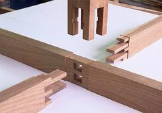 Japanese Wood Joinery Techniques