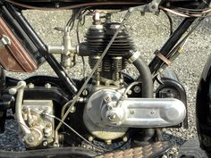1926 Raleigh Model 5