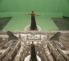 #300 - A Ascensão do Império - A magia do cinema: 40 imagens de filmes e séries antes e depois dos efeitos especiais - Slideshow - AdoroCinema