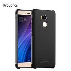 869fa4c45dc99 Prouphcs For Xiaomi Redmi 4 Pro Case Soft Silicone TPU Cover Case for  Xiaomi Redmi 4 Full Protective Shockproof Phone Case-in Fitted Cases from  Cellphones ...