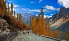 Hussaini Village - Northern Pakistan.
