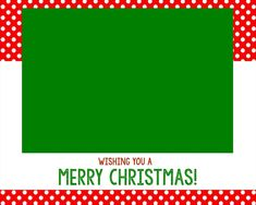Christmas Template Free Interesting Free Christmas Card Templates  Free Christmas Card Templates Free .