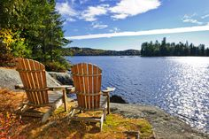 Muskoka, Ontario - Summer Canadian Travel Destinations