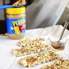 Peanut Butter Popcorn Nutri-Bars with the Goodness of Honey & Granola