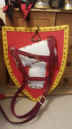 14th century shield