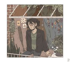 a collection of animated GIFs for both personal and school projects. Pretty Art, Cute Art, Aesthetic Art, Aesthetic Anime, Illustrations, Illustration Art, Character Art, Character Design, 3 Gif