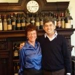 In Piedmont, Maurizio Rosso, wine producer at Gigi Rosso, is so eager to share his Barolo wine knowledge and so hospitable.