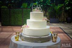 Buttercream wedding cake with pink roses  #wedding #cake #Michiganwedding #Chicagowedding #MikeStaffProductions #wedding #reception #weddingphotography #weddingdj #weddingvideography #wedding #photos #wedding #pictures #ideas #planning #DJ #photography