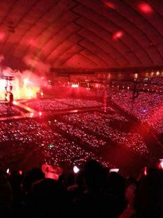 Spectacular Atmosphere for all JYJers at 2014 JYJ Japan Dome Tour ~一期一会(Ichigo Ichie)~ Concert in Tokyo ❤️ JYJ Hearts