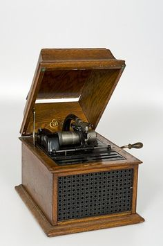 Grammophon Neu Retro-music-player Phonograph Sound-machine Classic Gramophone