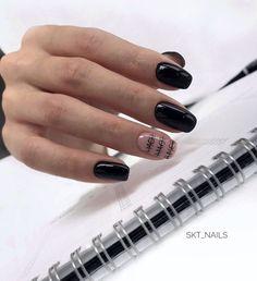 A nail idea that I love – Nice Ladies Aycrlic Nails, Matte Nails, Nail Manicure, Love Nails, Pretty Nails, Fun Nails, Hair And Nails, Nail Polish, Nail Art Diy