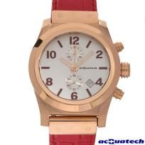 NEW ACQUATECH POLLUCE CHRONO Collection Gentlemens Chronograph Date Watch FREE SHIPPING