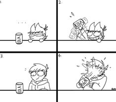 practising comic-ing i wonder if some of yall still remember this from awhile back Parasyte04 do u remember? x'D Tord: eddsworld Edd: eddsworld eddsworld: Edd Gould Art: Me