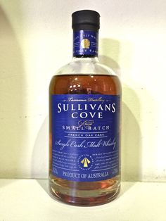 Sullivan's Cove French Cask Single Malt - Best Single Malt in the World - Whisky Magazine 2014.